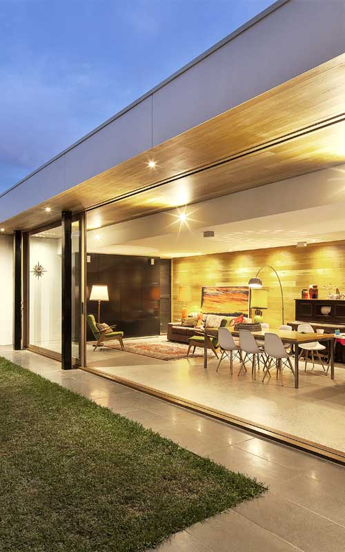 The Sliding Door System by LaCantina