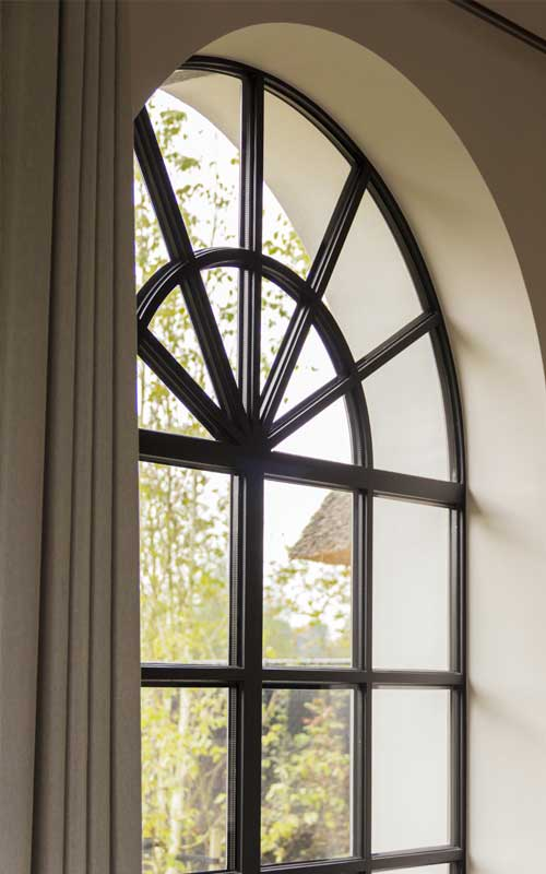 The Classic-ISO Series by MHB Steel Windows and Doors
